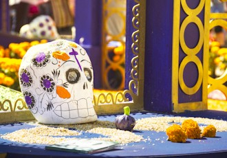 Day of the Dead Mexican Culinary Holiday