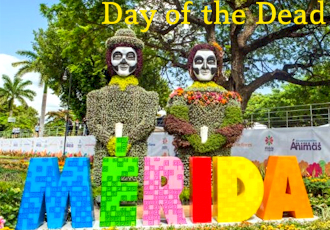 Day of the Dead in the Heart Of Mexico's Yucatan