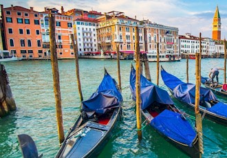 Magical Culinary Excursion through Venice