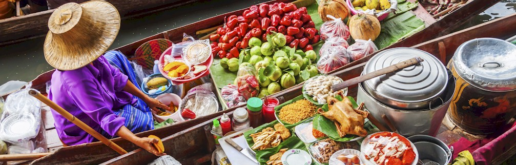 Thailand Culinary Travel