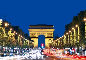 Four-Day Edible Escape To The City of Light!