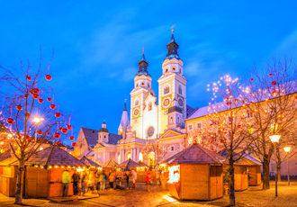 A Christmas Markets Holiday in Northern Italy & Austria
