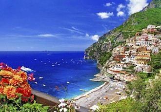 Cooking Along The Amalfi Coast and Positano