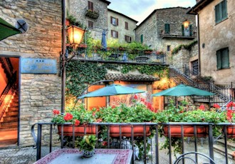 Culinary Exploration through Medieval Umbria