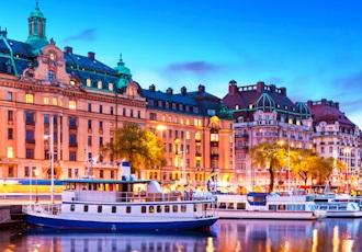 Edible Excursion through Stockholm