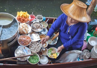 Southeast Asia Culinary Odyssey Thailand & Vietnam