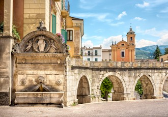 Italian National Parks and Medieval Villages Culinary Holiday