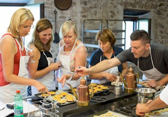 Culinary Adventures into the Italian Countryside