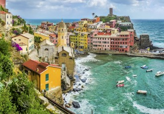 Culinary and Cultural Flavors of the Cinque Terre